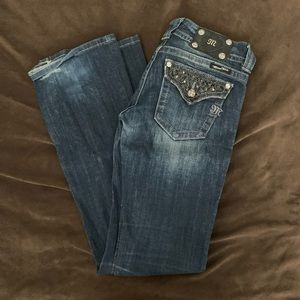 Women's Bootcut Miss Me Jeans